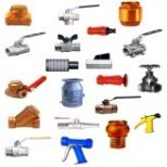Valves, Nozzles and Spray Guns